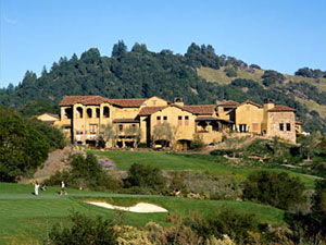 Mayacama Golf Club, Santa Rosa, California