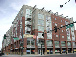 Premier Lofts, 2200 Market, Denver, Colorado.