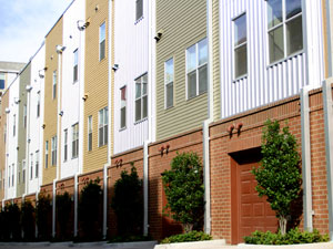 Blake 22 Townhomes, Denver, Colorado