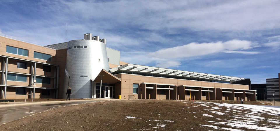 NREL Science & Technology Facility, Golden, Colorado.
