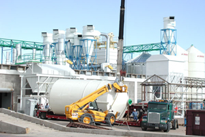 Trinidad Benham Agricultural Packaging Facility, Sterling Colorado. The Leffler Group converted an existing meat processing plant into a packaging and shipping facility in multiple phases of work: Foundation Design, Platform Design, Conveyor Support Design.