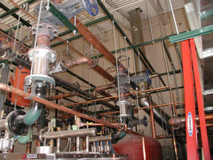 HVAC & Pipe Rack Supports, Ft. Carson, Colorado Seismic Bracing and Anchorage Design for Utilities and Equipment